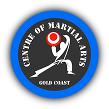 Centre of Martial Arts - Gold Coast Logo